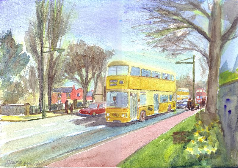 Newcastle Atlantean