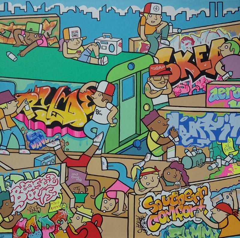 The South Bronx