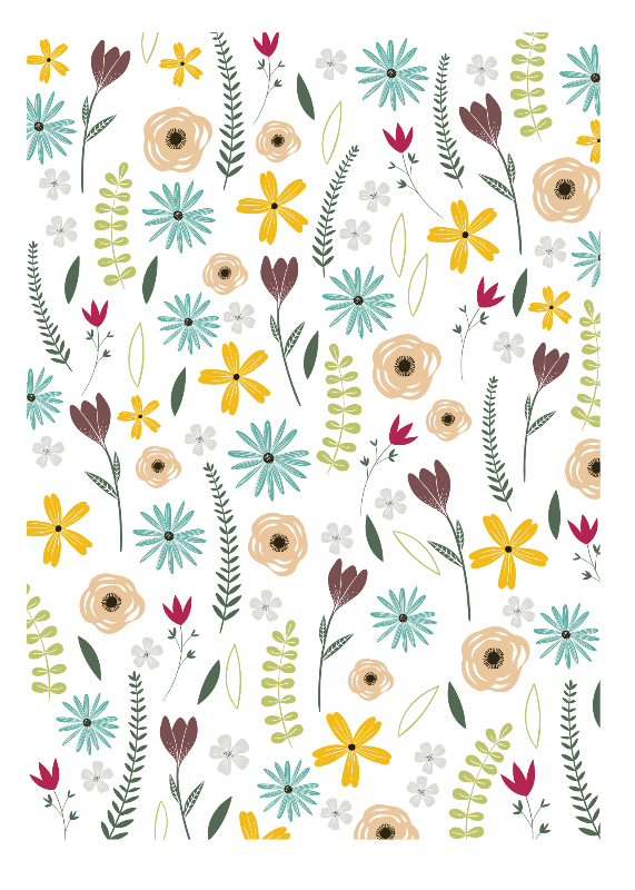 Blooming Lovely Floral