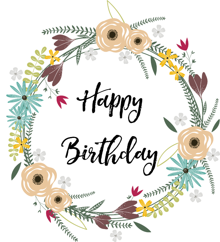 Blooming Lovely Wreath