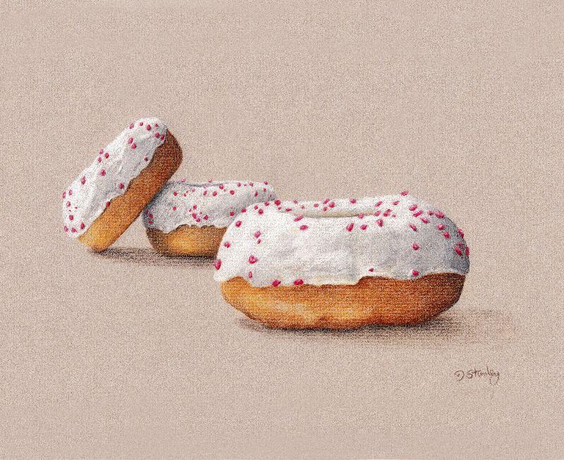 Three Ring doughnuts