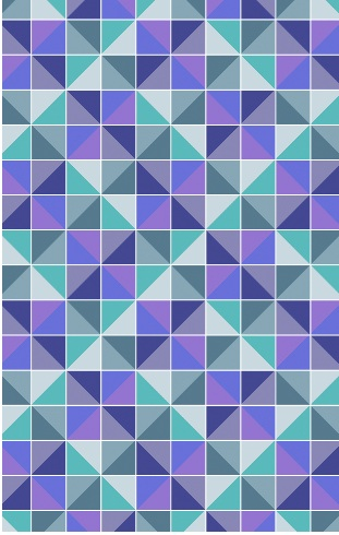 GeoMaster Purple  Teal