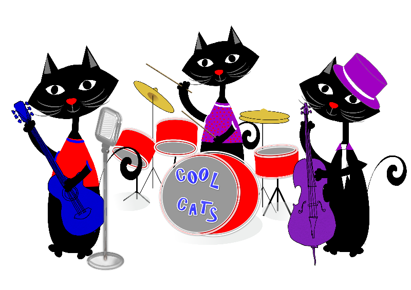 Cool Cats Rock Band