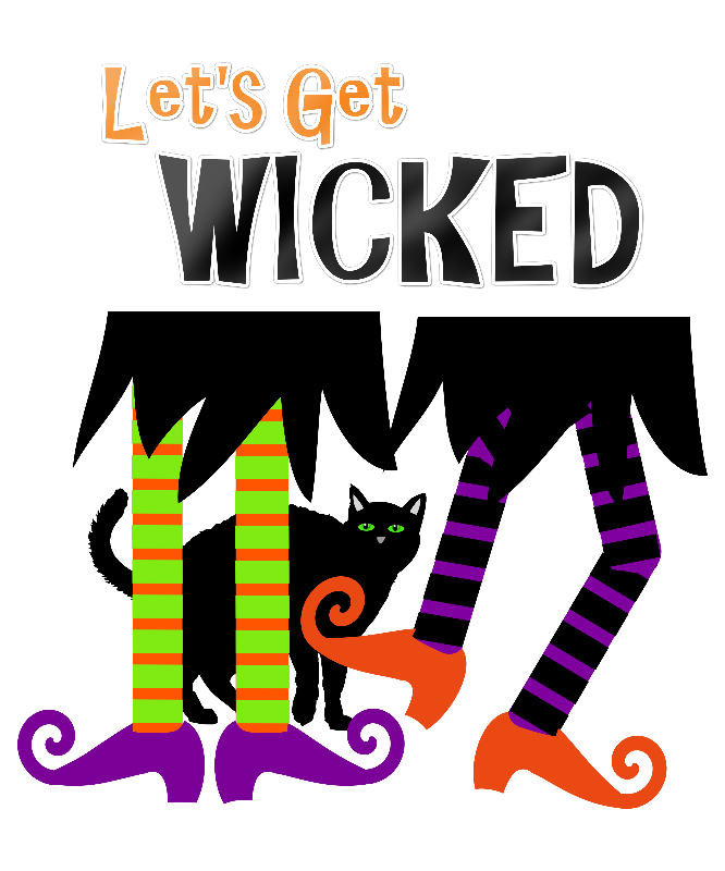 Lets Get Wicked Witches