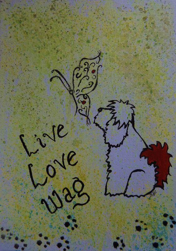 Live Love Wag