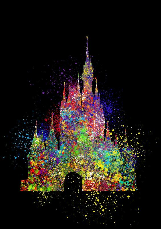 Disney Castle Cinderella