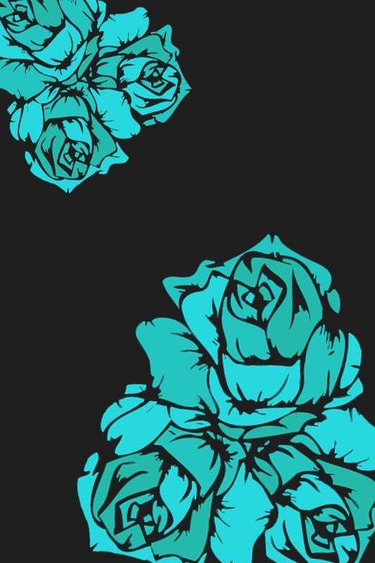 Sweet Roses Blue