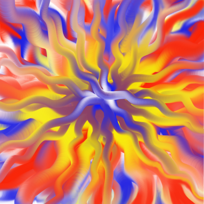 Explosion of Colour