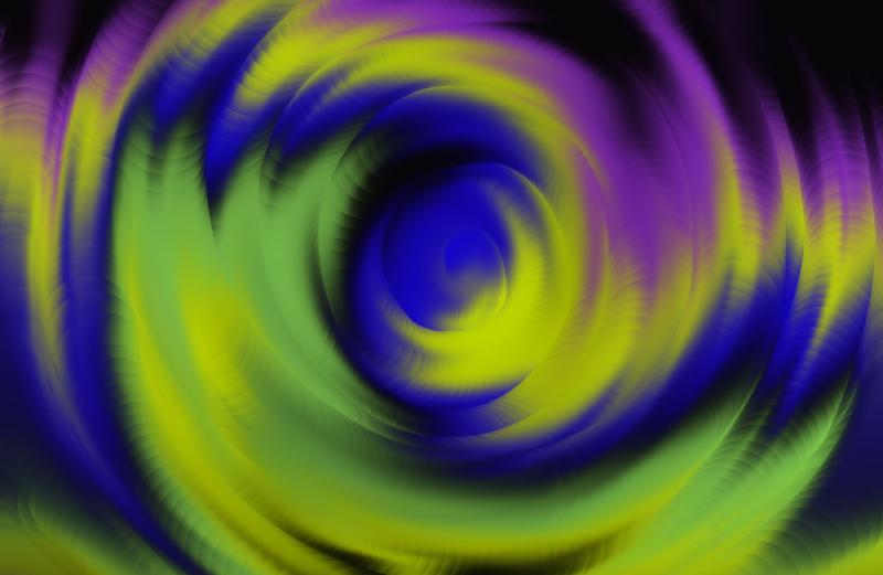 Multicoloured Vortex
