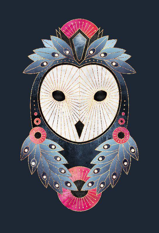 Owl 1  Dark