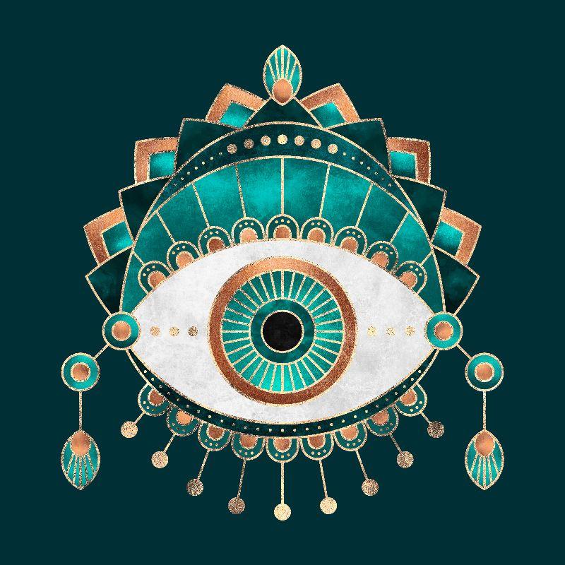 Teal Eye