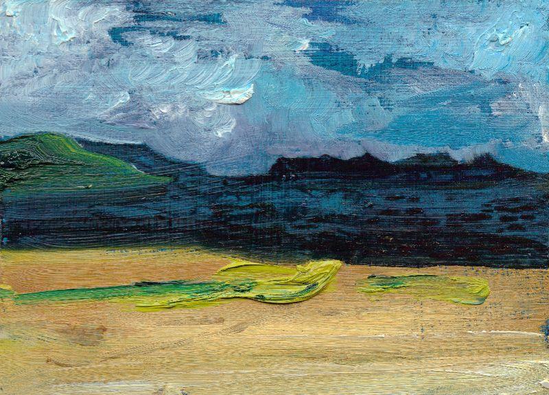 The Cuillin Isle of Skye
