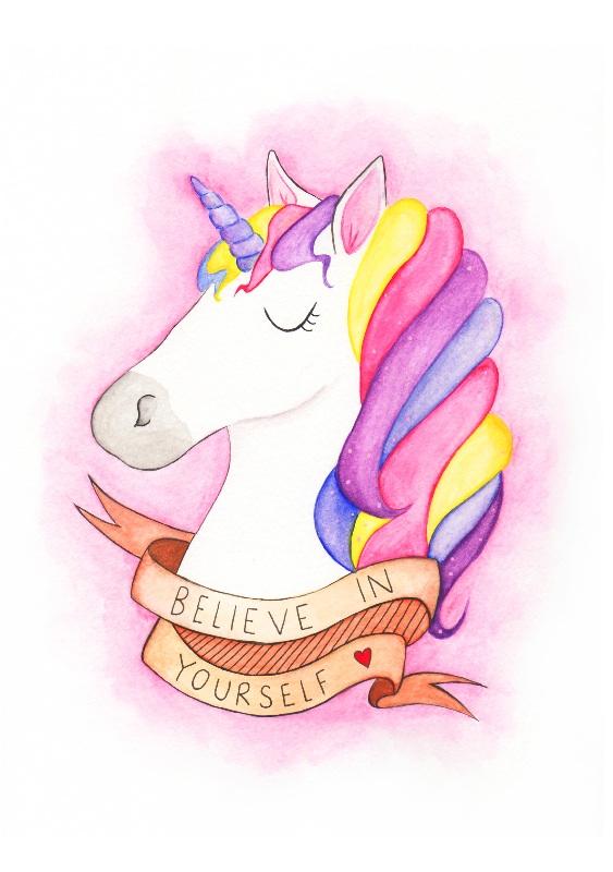 Unicorn  Believe