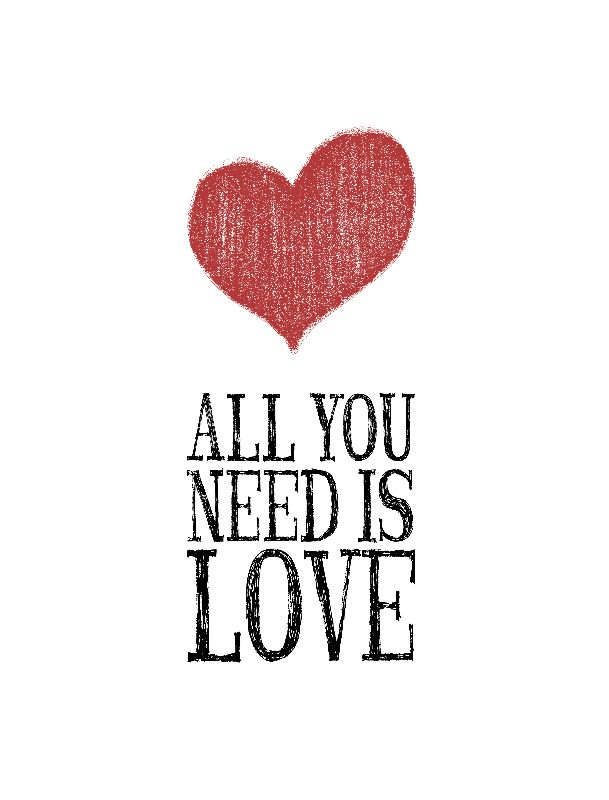 Love is all you Need v2