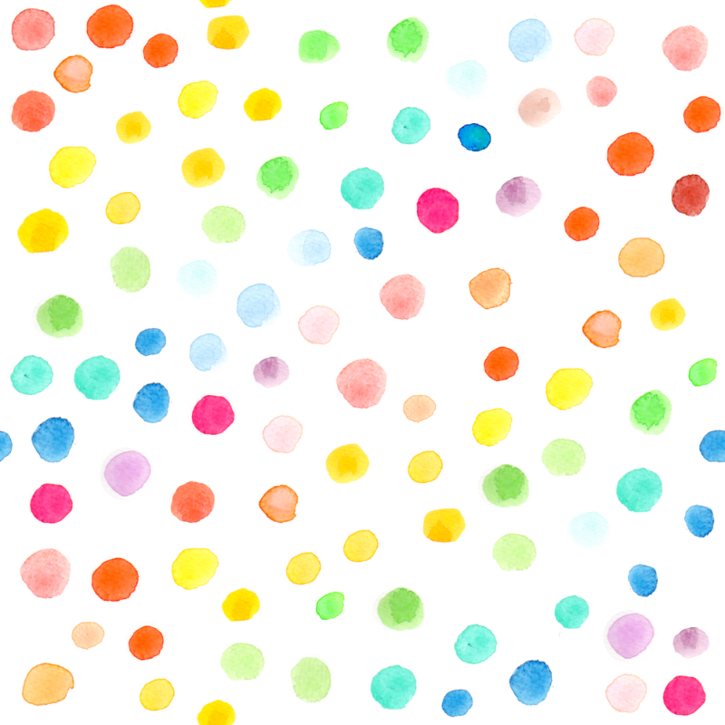 Rainbow Dotty