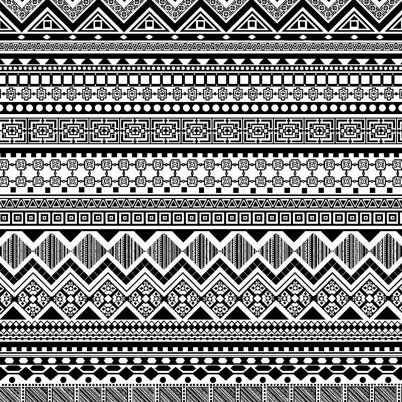 AZTEC PATTERN DESIGN