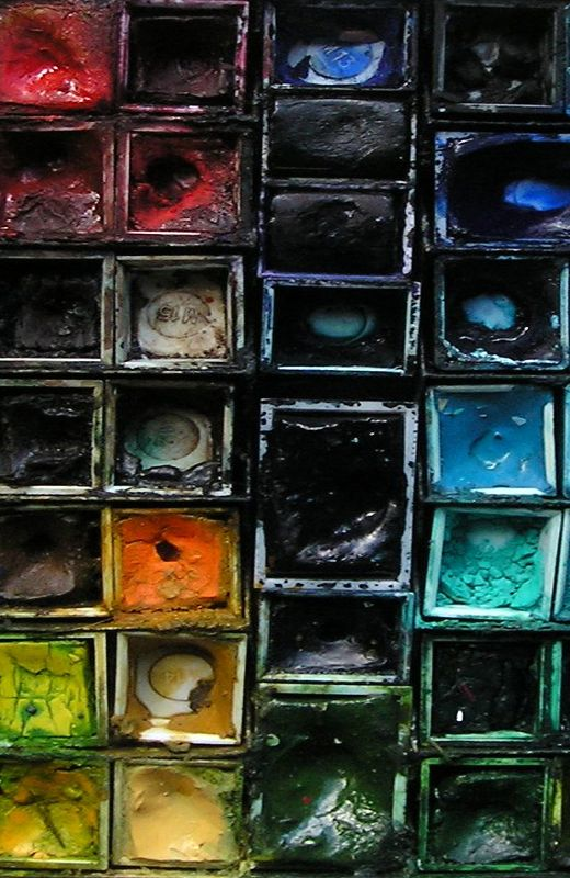 Paintbox Paint Box
