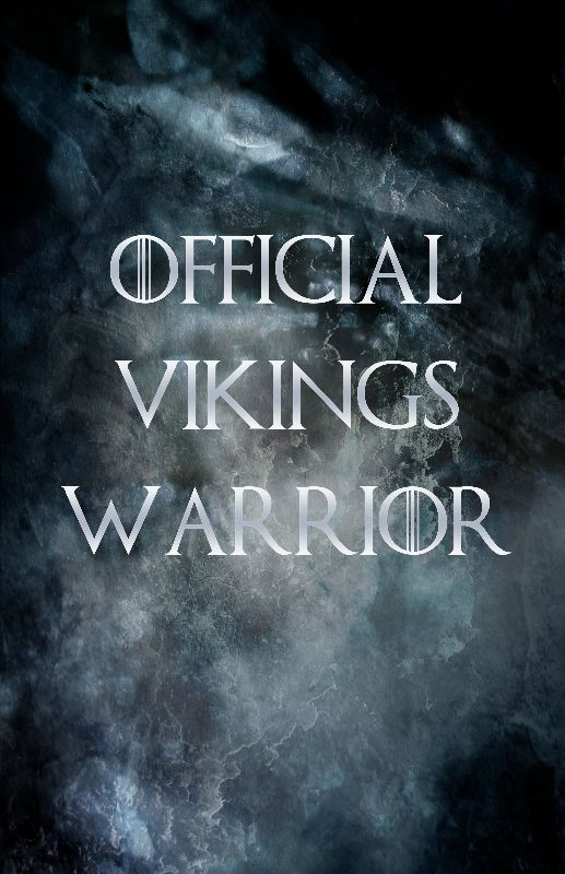Off vikings warrior