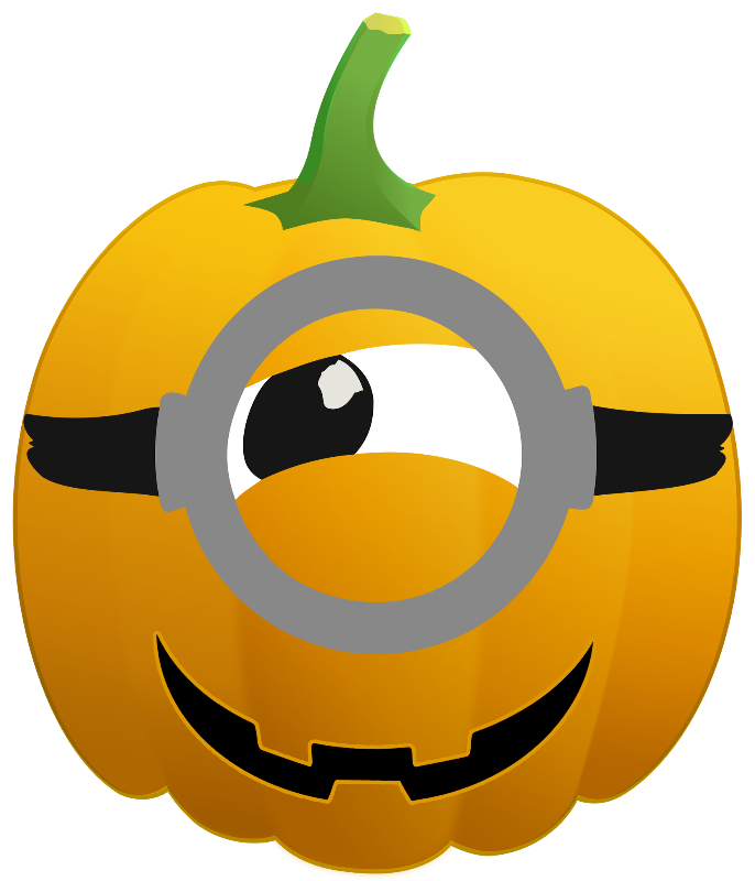 Halloween Pumpkin Minion