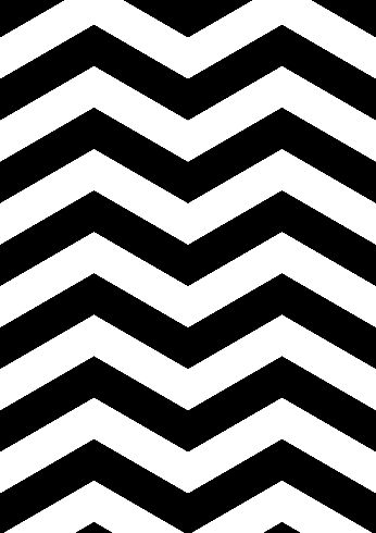 Chevrons Black
