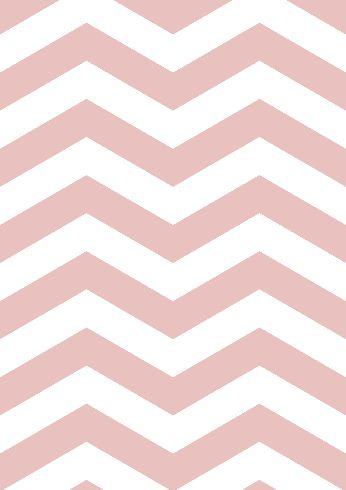 Chevrons pink