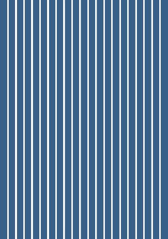 Pin Stripes Navy