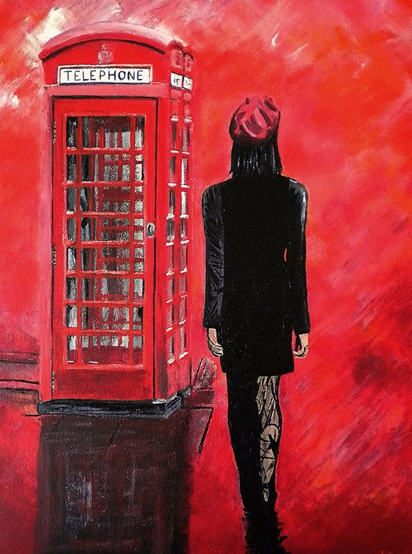 Red Beret London