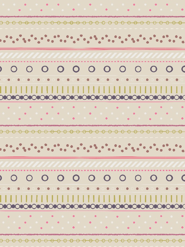 Circles  Lines Cream