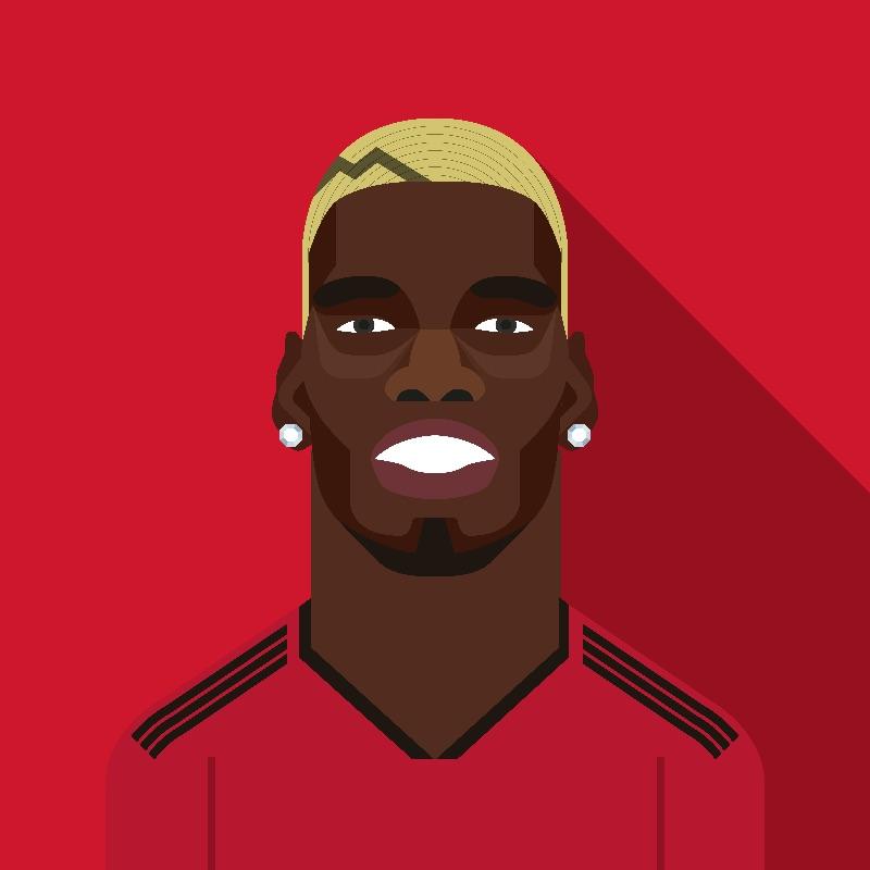 Paul Pogba  MUFC