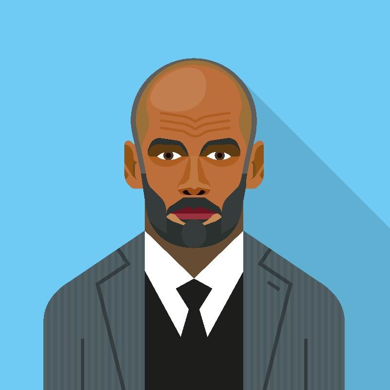 Pep Guardiola MCFC