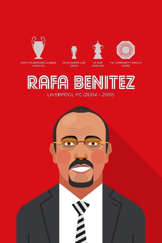 Rafa Benitez Legend