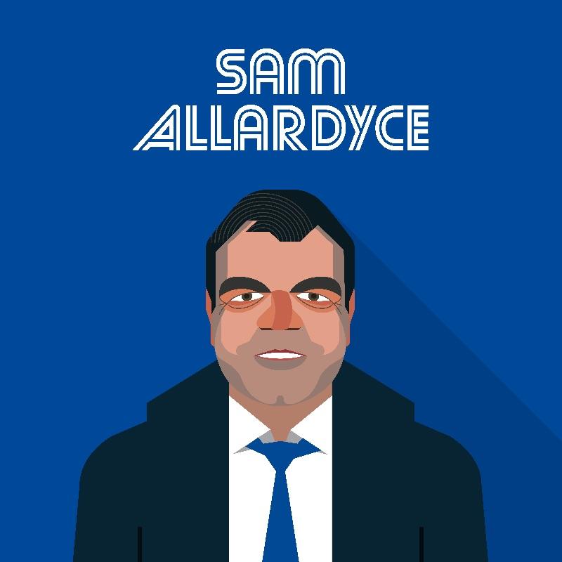 Sam Allardyce  EFC