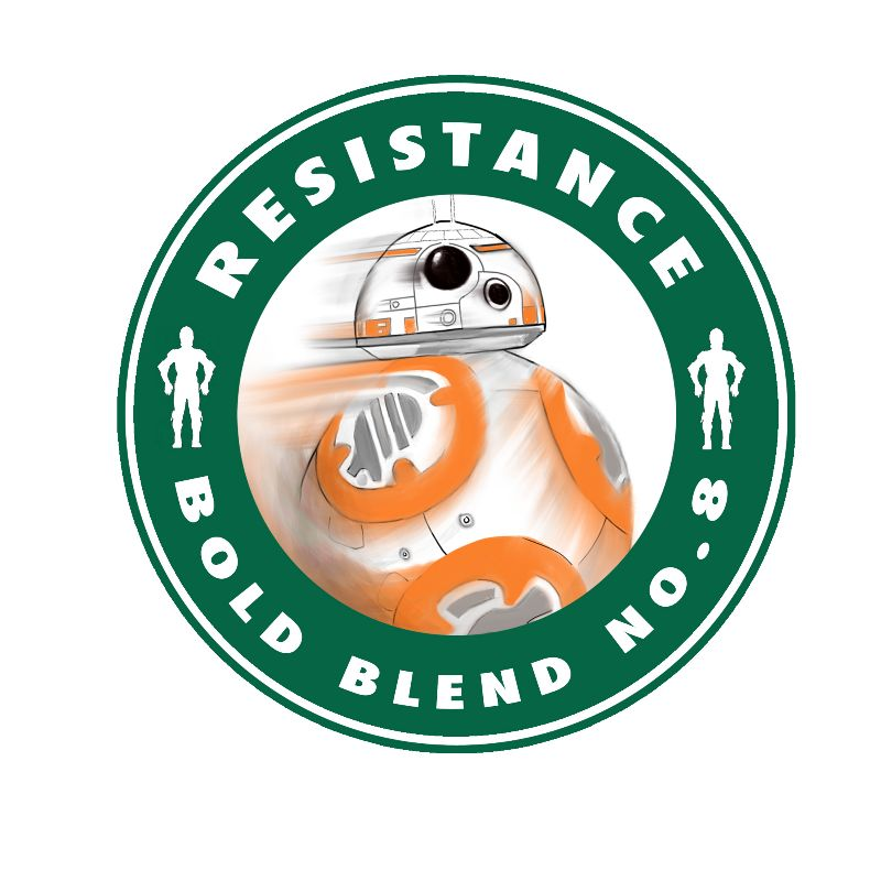 BB8 Coffee