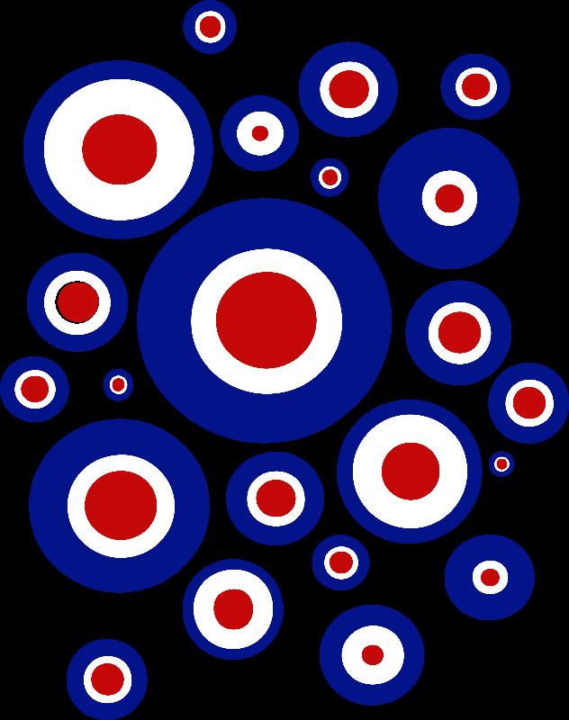 Mod Target Art