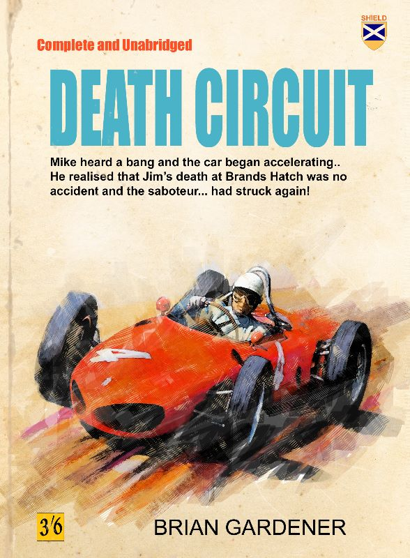 Death Circuit bookcover