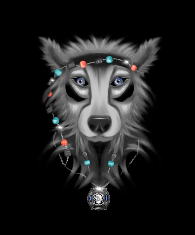 Spiritual Wolf