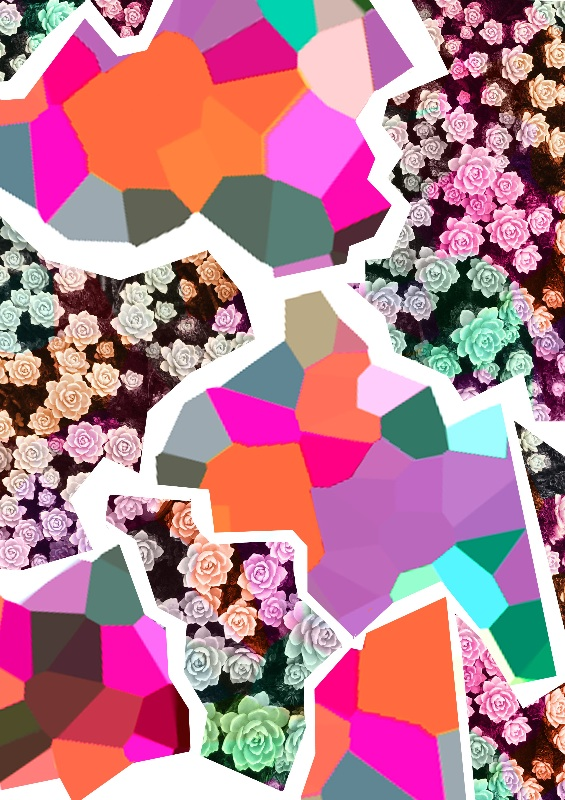 floral and shape