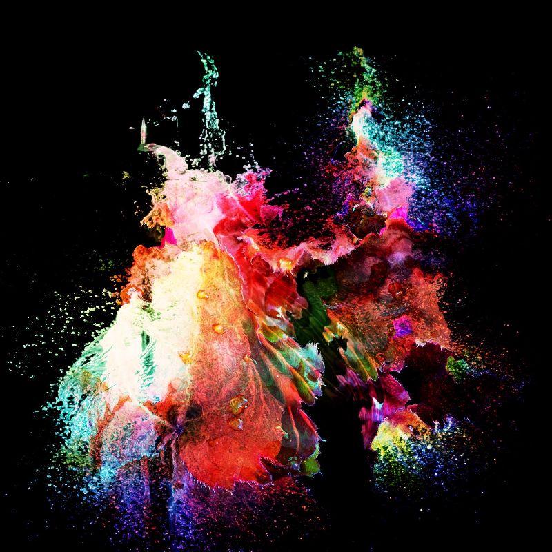 Pastel Explosion