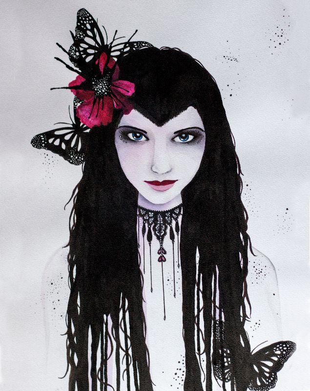 Gothic Faerie