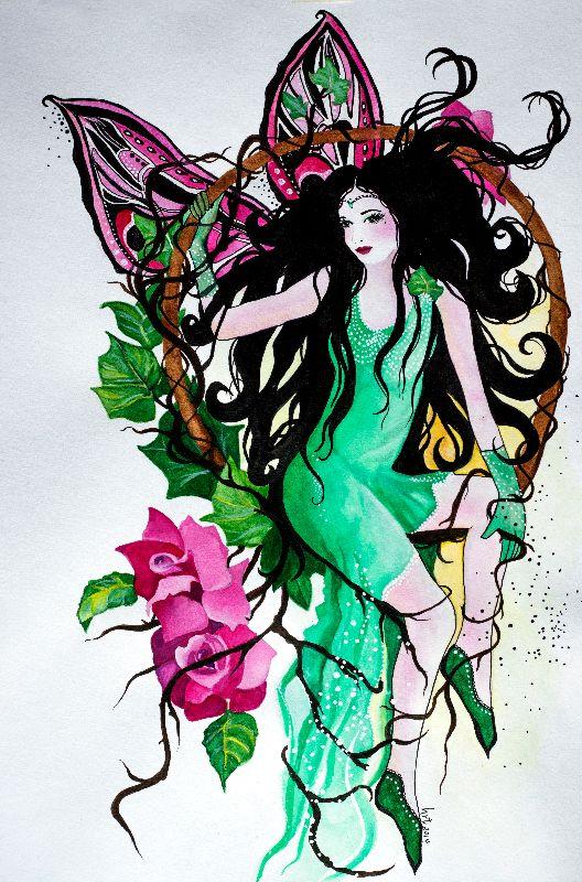 Ivy Rose Faerie