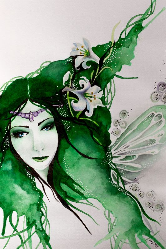 Lily Faery