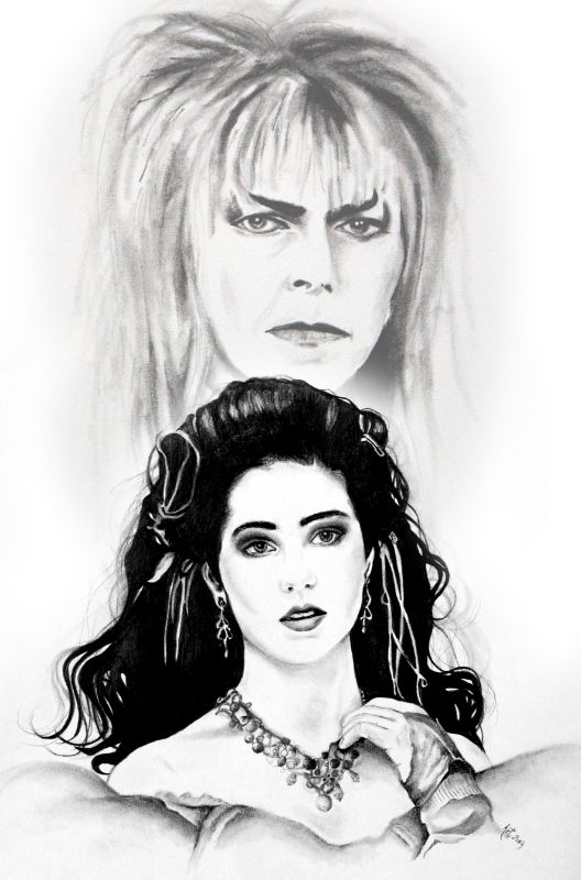 Sarah  The Goblin King
