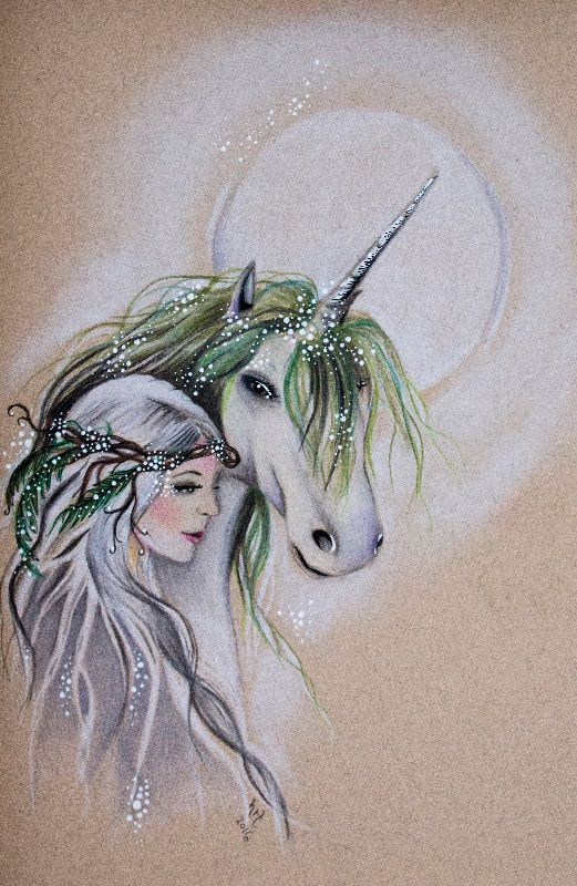 The Faery  The Unicorn