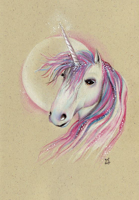 Unicorn Moon
