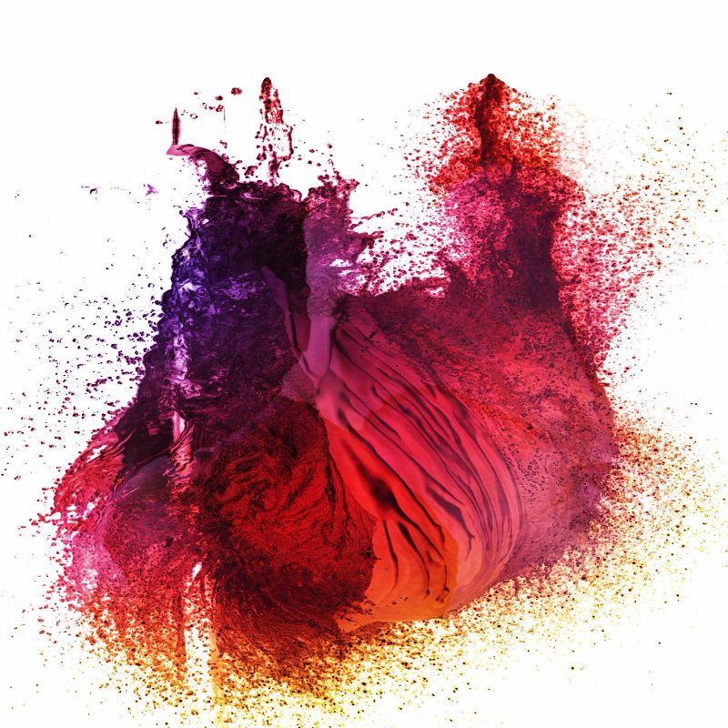 Crimson Powder