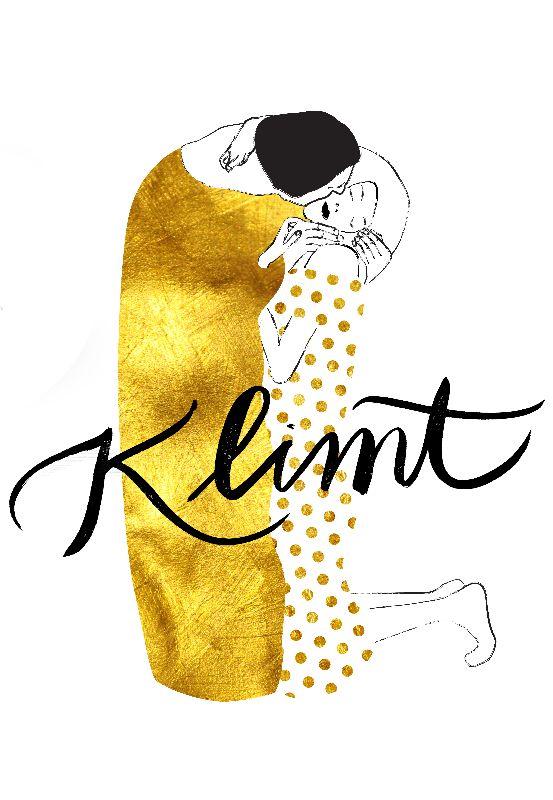 Klimt Gold