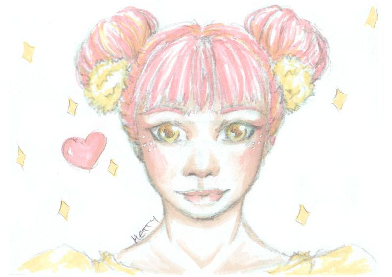 Pastel Buns