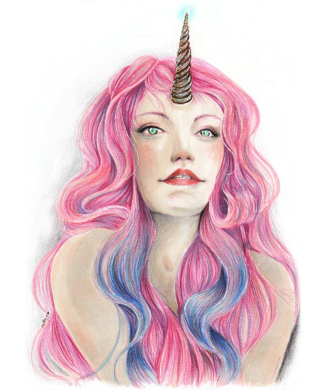 Unicorn Girl