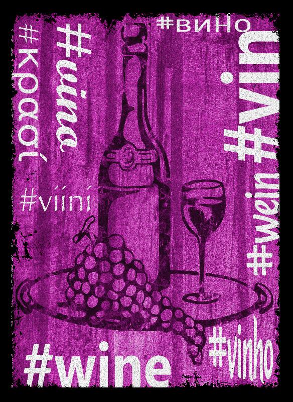 Hashtag Wine