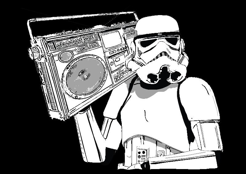 Ghetto Star Wars